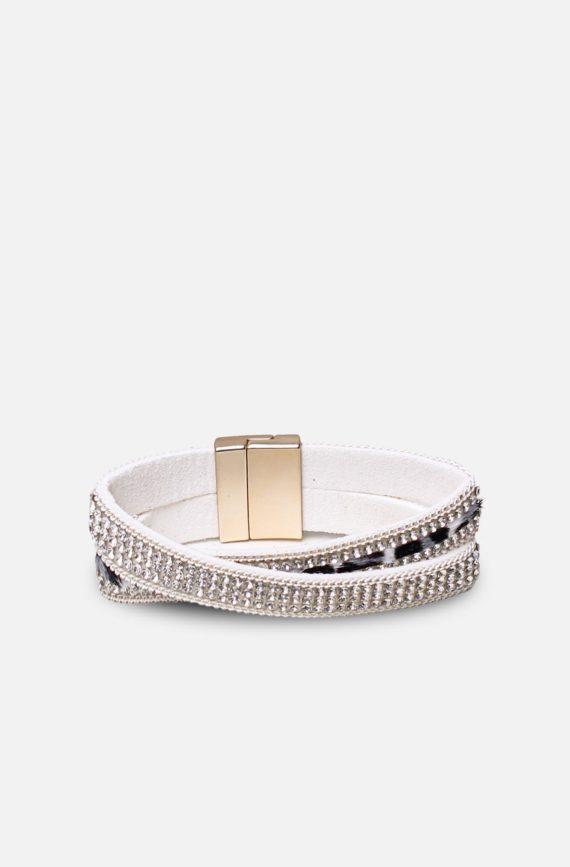 labelrose – bra000010 bracciale lili 9,95 bianco
